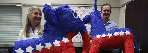 Élections américaines: l'âne et l'éléphant, symboles des démocrates et des républicains