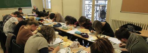 À l'école de la bijouterie de la rue du Louvre
