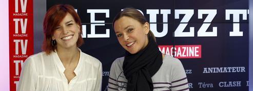 Sandrine Quétier et Fauve Hautot: «Il y avait un déficit de notoriété des participants l'an dernier»