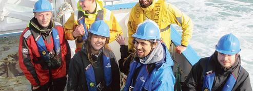 Une formation après le bac pour les passionnés des fonds marins