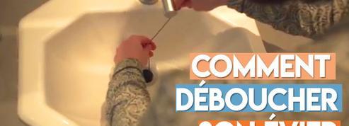 SOS plomberie: comment déboucher son évier facilement