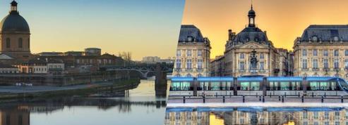 Toulouse et Bordeaux, les villes qui donnent envie de devenir propriétaire