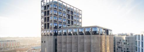 Découvrez l'incroyable transformation de ce silo à grains en musée