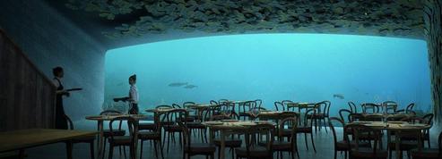 Le premier restaurant sous-marin d'Europe va voir le jour en Norvège