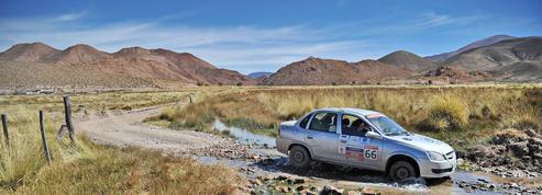 Argentina Trophy, jour 4 : Gabrielle et Laurie à la conquête de la cordillère des Andes