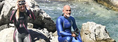 Jean-Marc Barr replonge dans le Grand Bleu