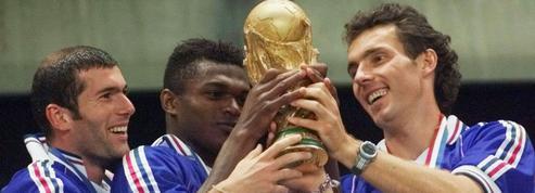 12 juillet 1998: France 2 retrace heure par heure ce jour de gloire du foot français