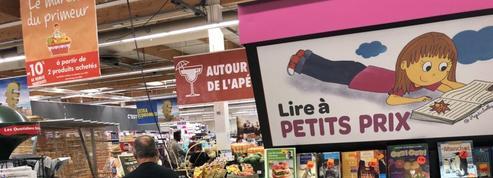Un magasin Carrefour utilise le dessin d'une enseignante sans son accord
