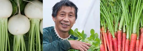 Les sublimes légumes d'Asafumi Yamashita