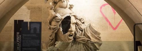 Gilets jaunes: La Marseillaise de l'Arc de triomphe va retrouver son visage