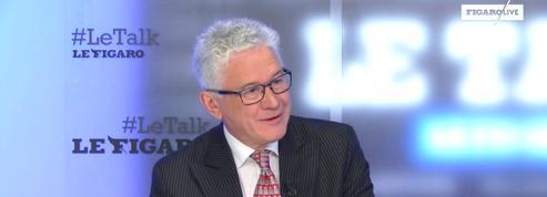 Hervé Juvin, invité du Talk