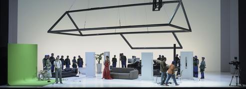 Le feu d'artifice Don Pasquale au Palais Garnier