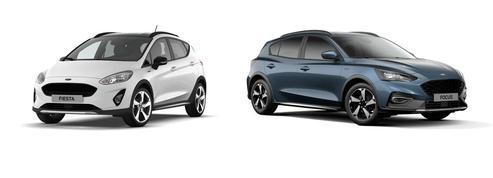 Les Ford Focus et Fiesta se plient à l'hybridation légère