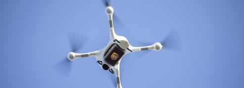 Des drones pour livrer des médicaments aux hôpitaux