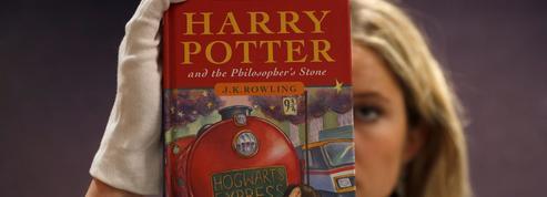 Harry Potter: un exemplaire vendu près de 80.000 euros pour une erreur sur la couverture