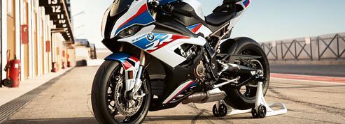 La BMW S 1000 RR adopte le pilotage automatique