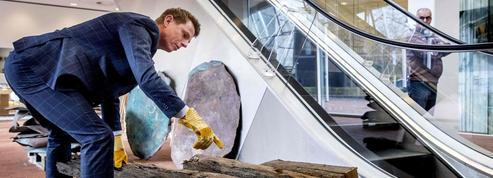 En quête de conteneurs perdus en mer, ils découvrent la plus ancienne épave des Pays-Bas