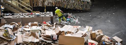 Que deviennent les déchets générés par les commerces?