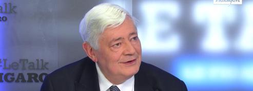 Bruno Gollnisch: «Je partage les idées morales de François-Xavier Bellamy»