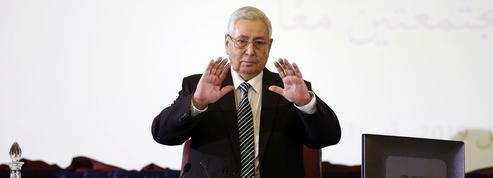 En Algérie, le nouveau président par intérim aussitôt brocardé par la rue