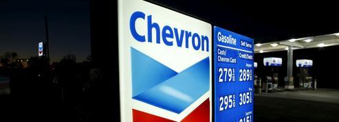 Pétrole: Chevron rachète Anadarko pour 33milliards de dollars