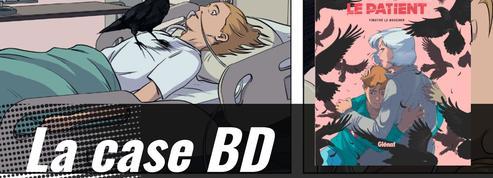 La case BD: Le Patient ,plongée dans l'esprit effrayant d'un psychopathe