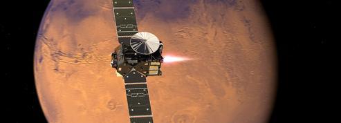 Le mystère du méthane sur la planète Mars