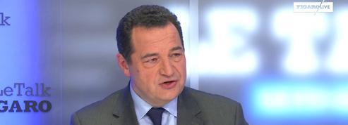 Jean-Frédéric Poisson, invité du Talk