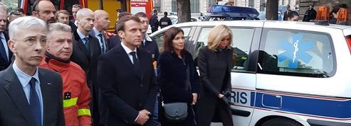 Incendie à Notre-Dame: Macron annule son allocution et évoque «l'émotion de toute une nation»