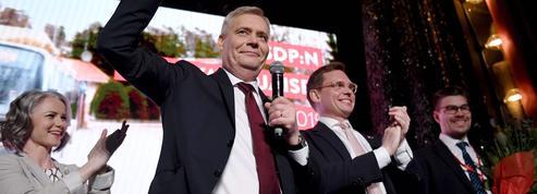 En Finlande, les sociaux démocrates battent l'extrême droite sur le fil
