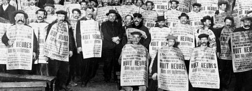 La France célèbre le centenaire de la journée de travail de 8heures
