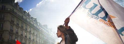 L'indifférence de militants de l'Unef devant Notre-Dame, ou le vrai visage des enfants de Bourdieu
