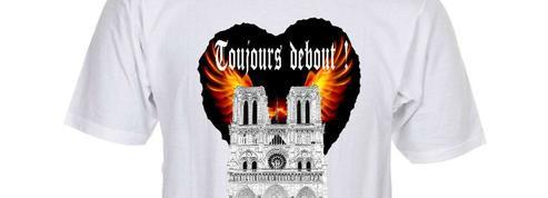 Notre-Dame de Paris: ces produits dérivés qui surfent sur la catastrophe