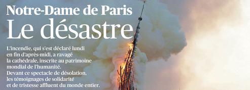 Incendie de Notre-Dame de Paris: le résumé de la semaine en 15 vidéos