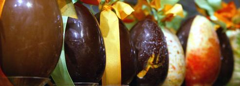 Pâques: les Français, ces gros mangeurs de chocolat