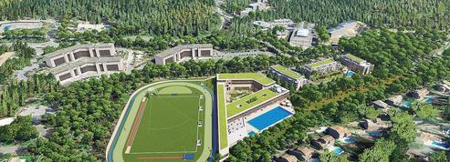 Stéphane Diagana franchit les obstacles avec son campus sport santé