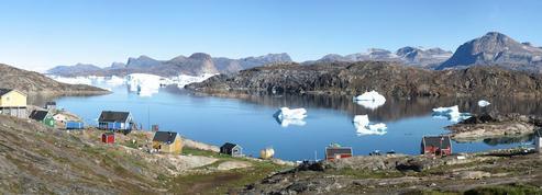 Reconstitu e depuis 1972 la fonte du groenland fait peur aux sp cialistes - Faire peur aux oiseaux jardin ...