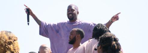 Alléluia! Kanye West se prend pour Dieu et donne une messe à Coachella