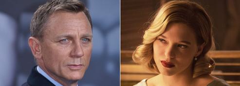 James Bond :Rami Malek et Léa Seydoux au bras de Daniel Craig pour sa dernière mission