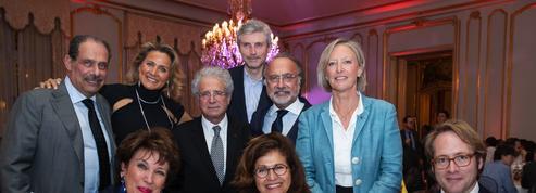 Le gala de bienfaisance Autistes sans frontières à l'hôtel Marcel-Dassault