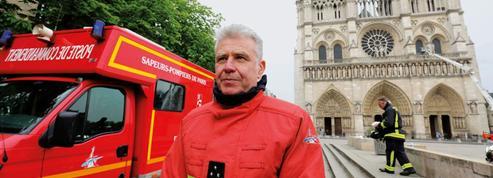 Jean-Claude Gallet, le général des pompiers de Paris sur tous les fronts