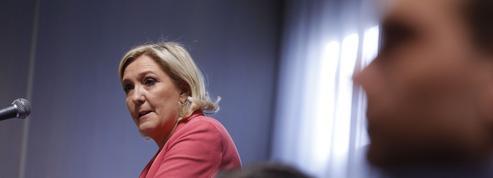 Européennes: Marine Le Pen peine à fédérer les nationalistes