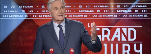 Michel Barnier soutient la liste LR malgré certaines réserves