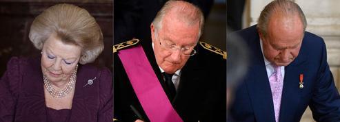Ces monarques qui ont abdiqué au XXIe siècle