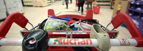 Auchan: la liste des 21 magasins et centres de préparation qui vont être mis en vente