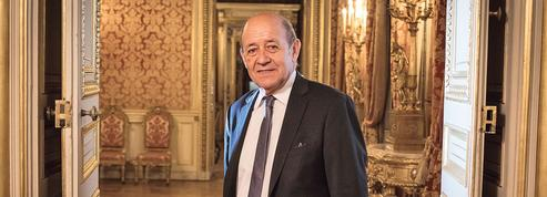 Jean-Yves Le Drian: «La France est en Libye pour combattre le terrorisme»
