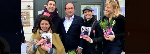 1er Mai: la visite inattendue de François Hollande à des militants communistes