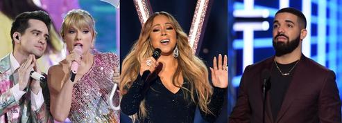 Taylor Swift critiquée, Mariah Carey et Drake célébrés... Le bilan des Billboard Music Awards