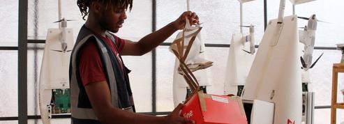 Au Rwanda, des drones pour livrer du sang et des médicaments dans les hôpitaux