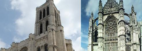 Notre-Dame: les touristes découvrent Saint-Denis, Beauvais ou Meaux depuis l'incendie